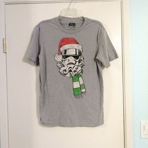 Star Wars Christmas Storm Trooper With Scarf